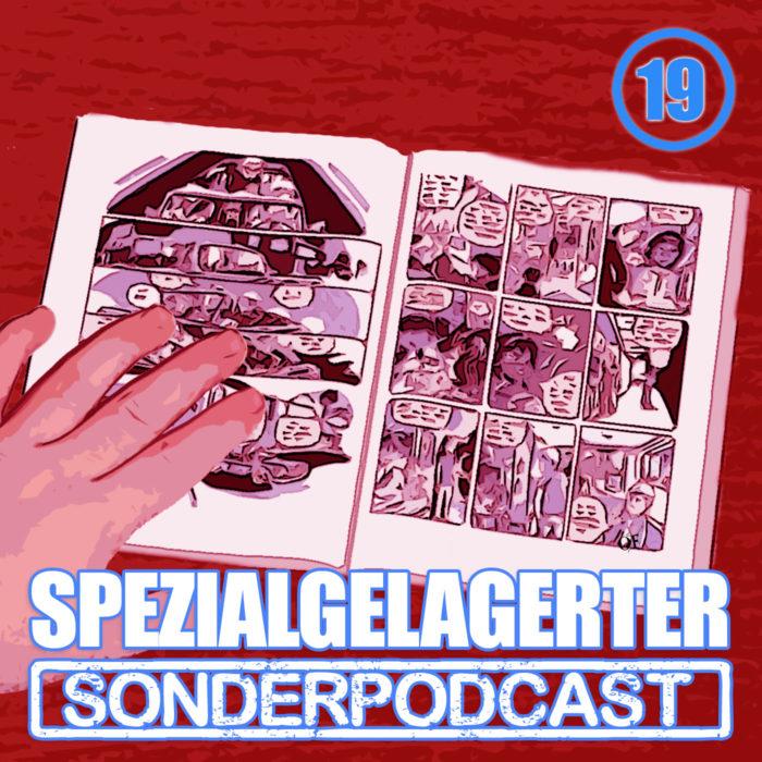 SSP #19: Die drei ??? und die Comic-Diebe