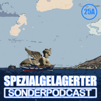 SSP #25A: Die drei ??? Toteninsel