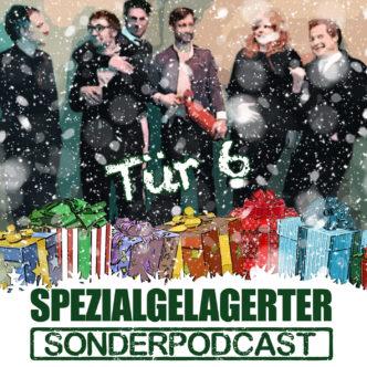 SSP Adventskalender 2018 Tür 6: Die Originalmusik von Dr. Orgel