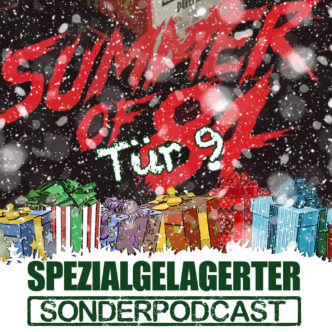 SSP Adventskalender 2018 Tür 9: Summer of '84