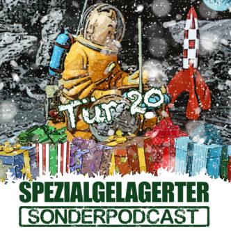 SSP Adventskalender 2018 Tür 20: Tim und Struppi