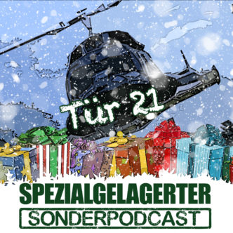 SSP Adventskalender 2018 Tür 21: Airwolf