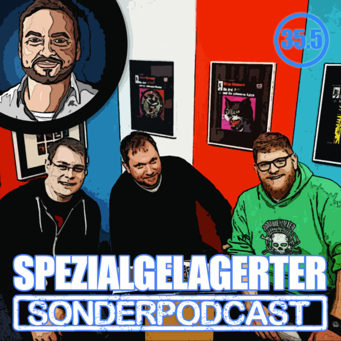 Spezialgelagerter Sonderfeedback 35.5