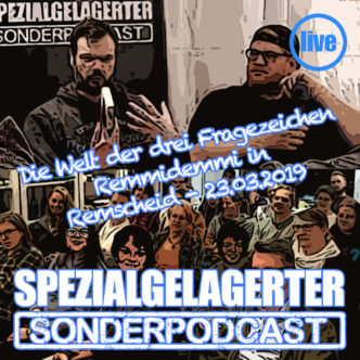 Cover: SSP Live #2: Remmidemmi in Remscheid