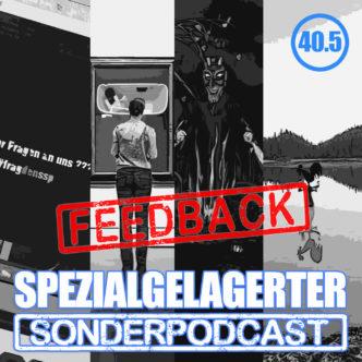 Spezialgelagerter Sonderfeedback 40.5