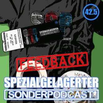Spezialgelagerter Sonderfeedback 42.5