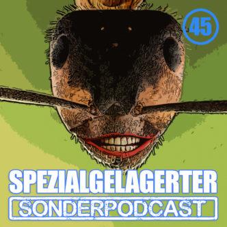 SSP #45: Die drei ??? und der Ameisenmensch
