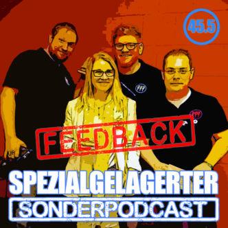 Spezialgelagerter Sonderfeedback 45.5