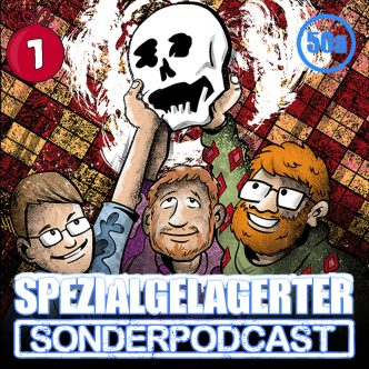 SSP #50a: Die drei ??? und der sprechende Totenkopf