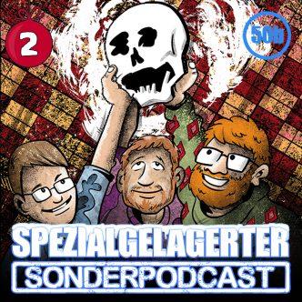 SSP #50b: Die drei ??? und der sprechende Totenkopf
