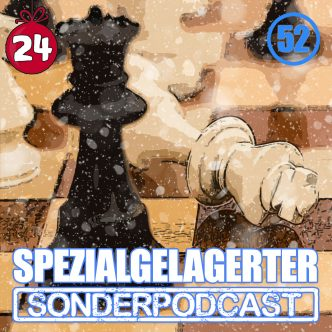 SSP #52: Die drei ??? Master of Chess