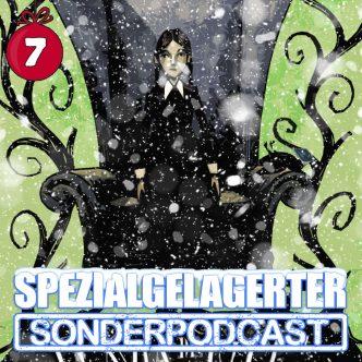 SSP Adventskalender 2019 Tür 7: Flavia de Luce - Mord im Gurkenbeet