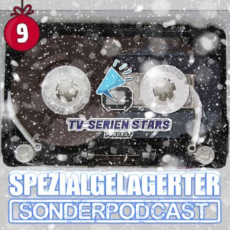 SSP Adventskalender 2019 Tür 9: TV Serien Stars Podcast