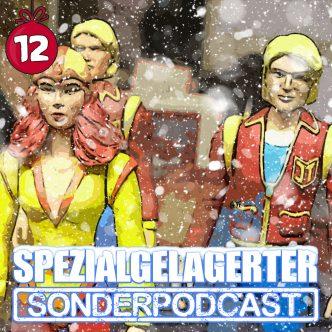 Spezialgelagerter Adventskalender 2019 - Tür 12: Jan Tenner der neue Superheld