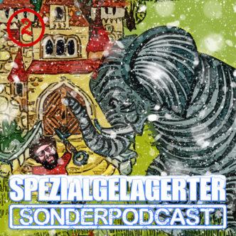 SSP Adventskalender 2020 - Tür 2: Benjamin Blümchen und das Schloss