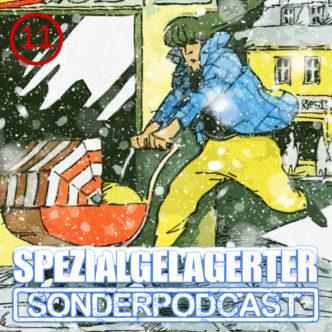 SSP Adventskalender 2020 - Tür 11: TKKG Nacht des Überfalls
