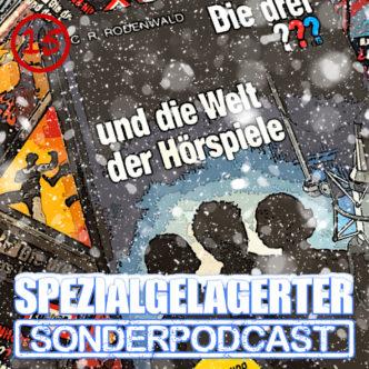 SSP Adventskalender 2020 - Tür 15: Die drei ??? und die Welt der Hörspiele Lesung
