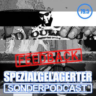 Spezialgelagerter Sonderfeedback 79.5