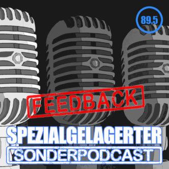 Spezialgelagerter Sonderfeedback 89.5