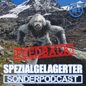 Spezialgelagertes Sonderfeedback 90.5